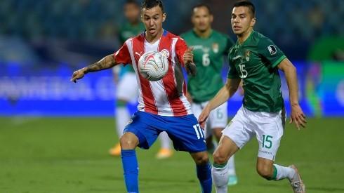 Solo tres puntos separan a Paraguay (6°) y a la selección de Bolivia (9°).