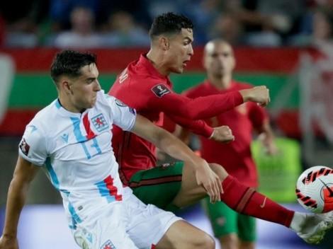 Goleada de Portugal y triplete de Cristiano Ronaldo