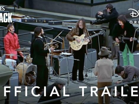 Debuta trailer de The Beatles: Get Back