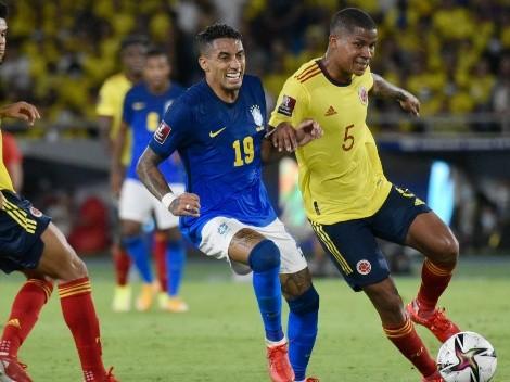 Brasil cambiará a medio equipo para el clásico con Uruguay