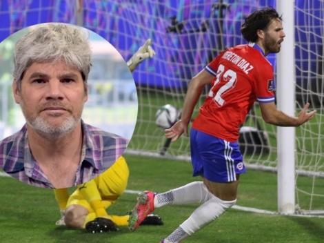 "Guarello: ""Brereton no es Zamorano o Salas, pero es un gran aporte"""