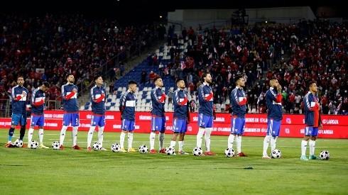 Chile quiere volver a meterse en la pelea este jueves.