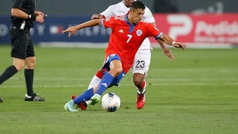 Alexis Sánchez jugará tu tercer partido consecutivo después de una temporada de pocos minutos en el Inter de Milán