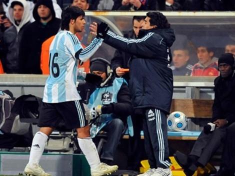 Kun Agüero sorprende y revela su dolor por la muerte de Maradona