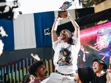 ¡Hay campeón nacional de Red Bull Dance Your Style!
