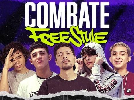 ¿Cuándo y a qué hora es la Fecha 5 del Combate Freestyle en Chile?