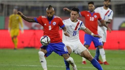 La Roja volverá a verse las caras con Paraguay.
