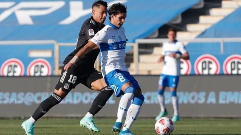 Saavedra tuvo un paso por las divisiones menores de Colo Colo