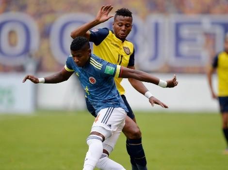 El favorito para Colombia vs Ecuador en Eliminatorias
