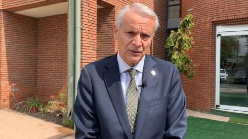 Javier Castrilli aseguró que no dejará pasar ninguna irregularidad en su gestión al mando de la Comisión de Árbitros de la ANFP