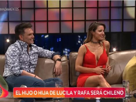 Lucila Vit revela cómo fue el inicio de su relación con Rafael Olarra