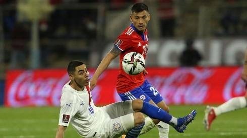 """El """"Príncipe"""" tuvo minutos ante Paraguay."""