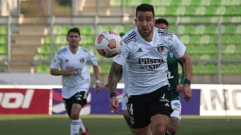 Matías Zaldivia sigue trabajando para volver a las canchas