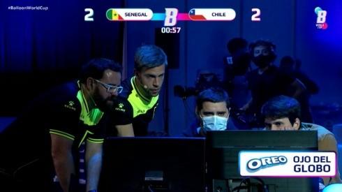 Chile es eliminado con polémica del Baloon World Cup de Ibai