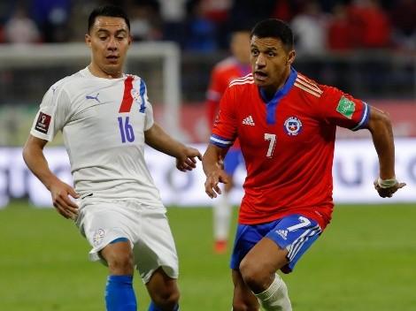 ¡Uno menos! Paraguay pierde a Cardozo para el duelo con Chile