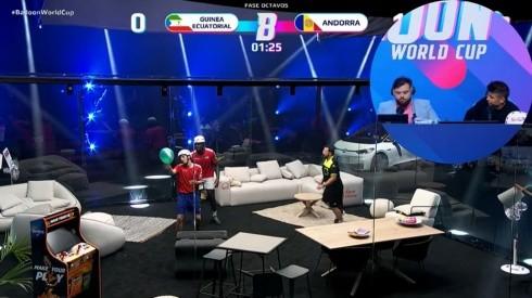 El Mundial de Globos fue sensación en internet.