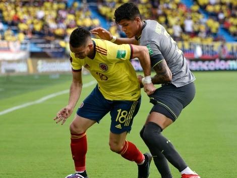 El VAR anula un gol de Colombia en el minuto 100 y Chile se puede acercar