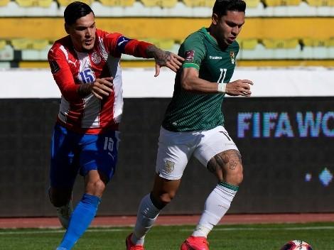 """Pena en Paraguay: """"Cambiaría mis títulos por ir a un Mundial"""""""