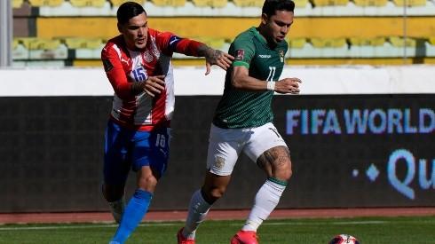 Gustavo Gómez se mostró triste tras caer por goleada ante Bolivia