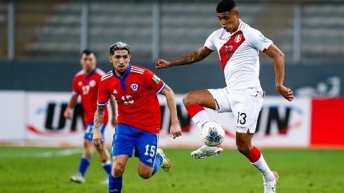 Diego Valdés tiene una gran oportunidad ante Venezuela.