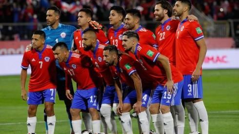 La formación titular de Chile