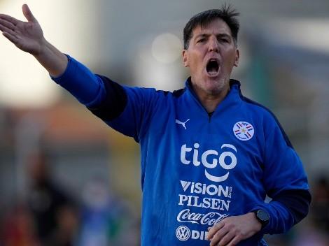Berizzo deja Paraguay y recibe a Chile con nuevo técnico