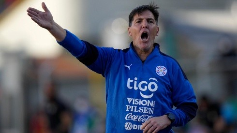 Eduardo Berizzo no va más como técnico de Paraguay