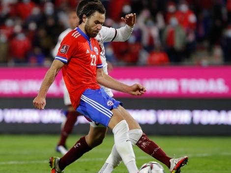 ¡Aparece Ben! Anota el 3-0 y Chile otra vez en la pelea a Qatar