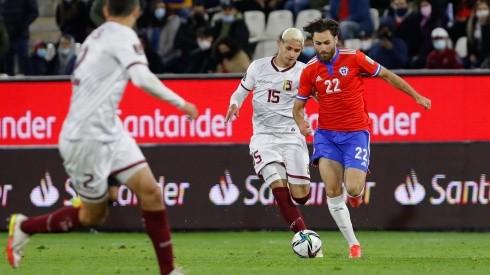 Ben Brereton sigue enamorando a la afición de Chile con grandes actuaciones.