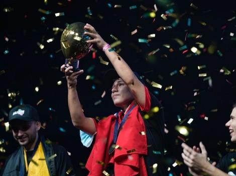 Perú es el campeón de la primera Baloon World Cup