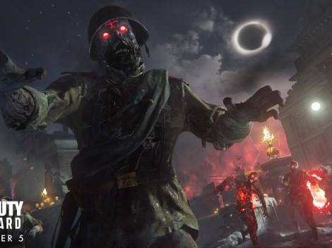Call of Duty: Vanguard muestra trailer de su modo Zombies