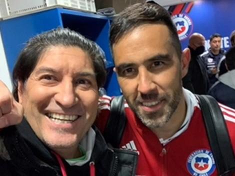 Jineta y calidad de sobra: el poderoso encuentro de Zamorano y Bravo