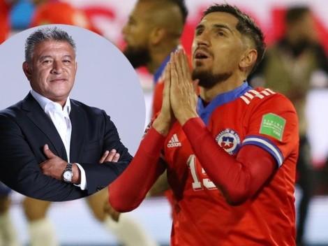 """Bichi: """"Diego Valdés jugó bien y el acierto es de Martín Lasarte"""""""