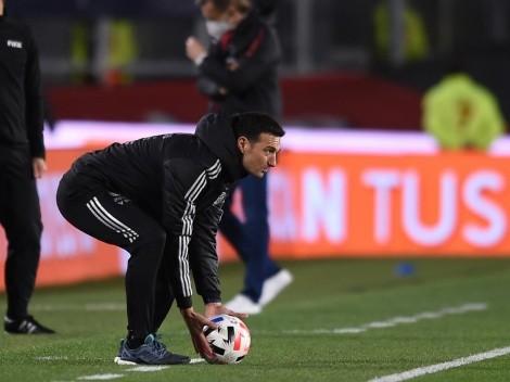 """Lionel Scaloni vive un dramático momento familiar: """"No estoy como para pensar en el Mundial"""""""