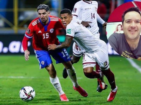 """Caamaño sobre Valdés: """"Ahora lo vas a mirar con otros ojos"""""""