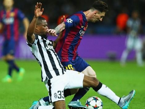 """Evra: """"Estoy harto que le den el Balón de Oro a Messi"""""""