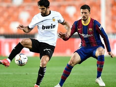 Barcelona buscará volver al triunfo este domingo ante el Valencia