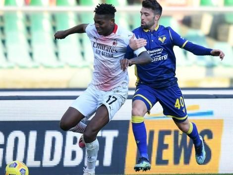 AC Milán y Hellas Verona se miden este sábado por la Serie A