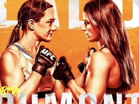 Aspen Ladd y Norma Dumont animan el evento central de UFC Vegas 40: Hora y TV