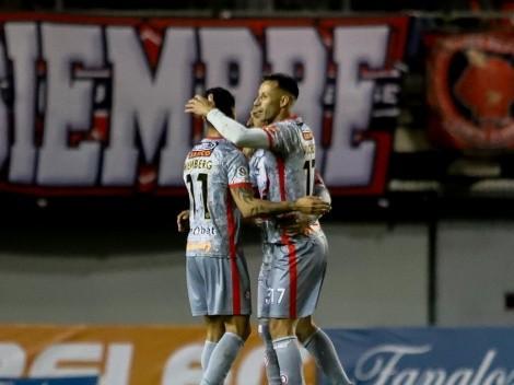 La Calera gana con Gonzalo Jara y Nico Guerra falla una increíble