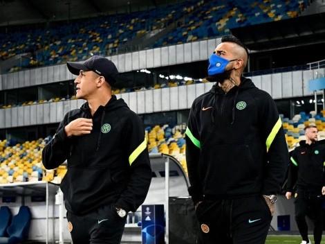 Inzaghi deja a Alexis y Vidal fuera de la citación del Inter contra Lazio