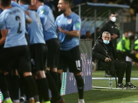 Adelantan que Uruguay puede enfrentar a Chile con nuevo DT