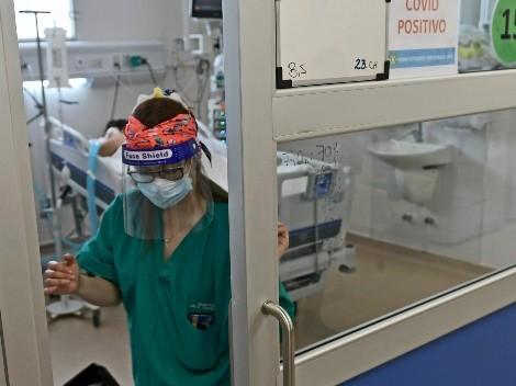 Nuevo balance situación de epidemiológica en Chile de las comunas con más casos activos de Covid-19