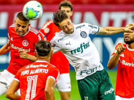 Palmeiras de Kuscevic se mide al Internacional de Carlos Palacios