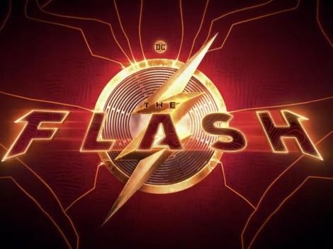 ¡Primer adelanto de The Flash con Ezra Miller y el Batman de Michael Keaton!