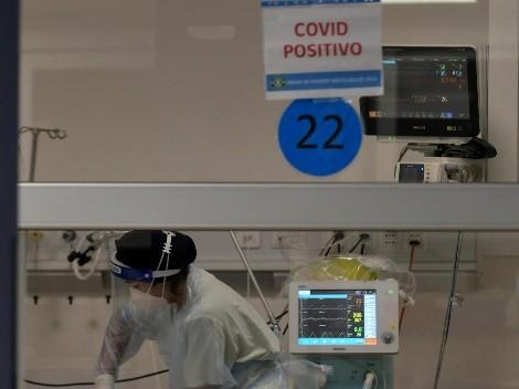 ¿Cuántos casos de Covid hay este domingo 17 de octubre?