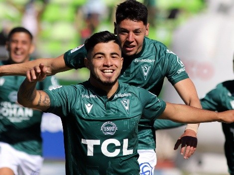 """Rojas, héroe de Wanderers: """"Es algo que soñé y pude lograr"""""""