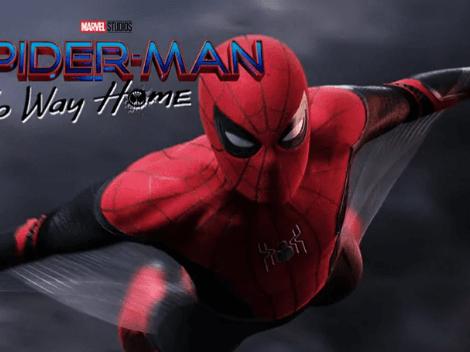 Spider Man No Way Home | ¿Cuándo se estrena en cines?