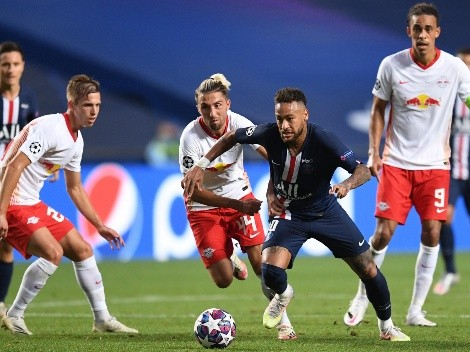 PSG recibe al RB Leipzig por la UEFA Champions League