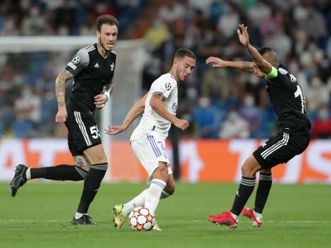 Horario: Shaktar recibe al Real Madrid por la Champions League
